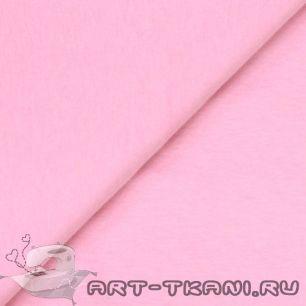Лоскут трикотажной ткани Розовый кулир