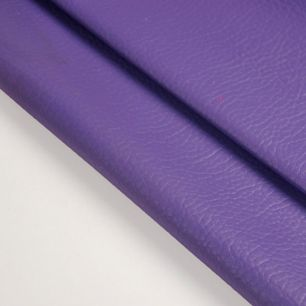 Кожзам для кукольных ботиночек - Фиолетовый, 25*23 см